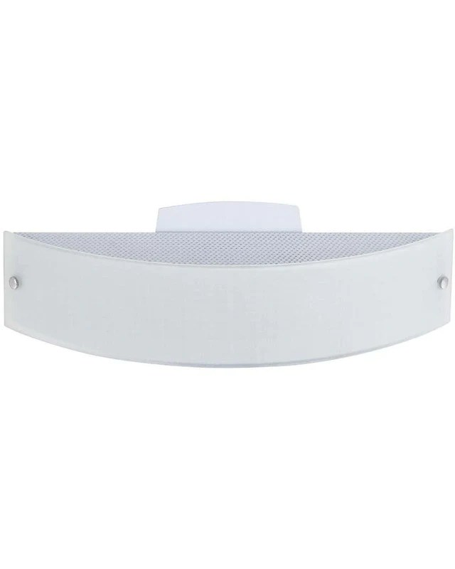 Globe Lighting 6129201 One Light Wall Sconce in White ... on Discount Wall Sconces id=87319