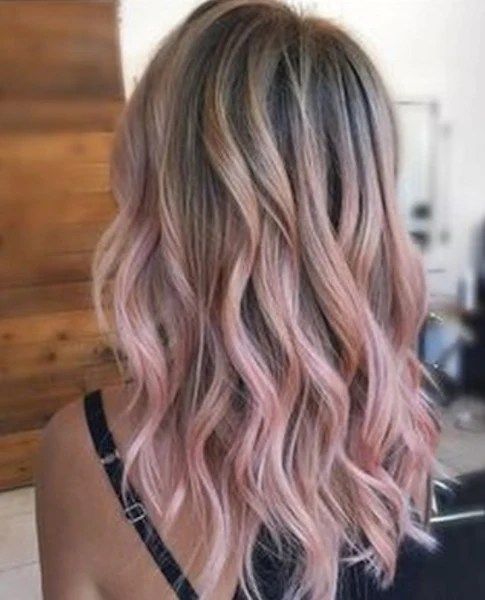 Summer Hair Color Trends 2018 HSI Professional