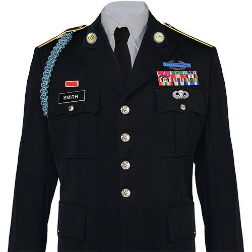 Us Army Uniform Ribbon Placement