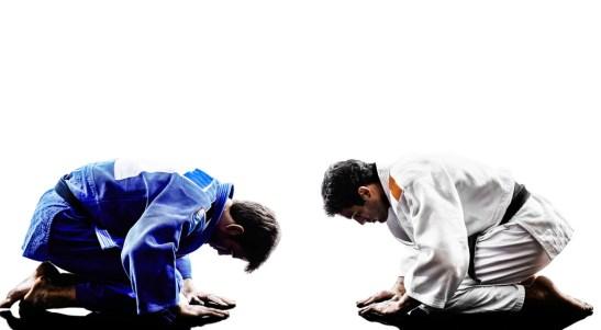 El respeto y confianza son pilares fundamentales en las artes marciales