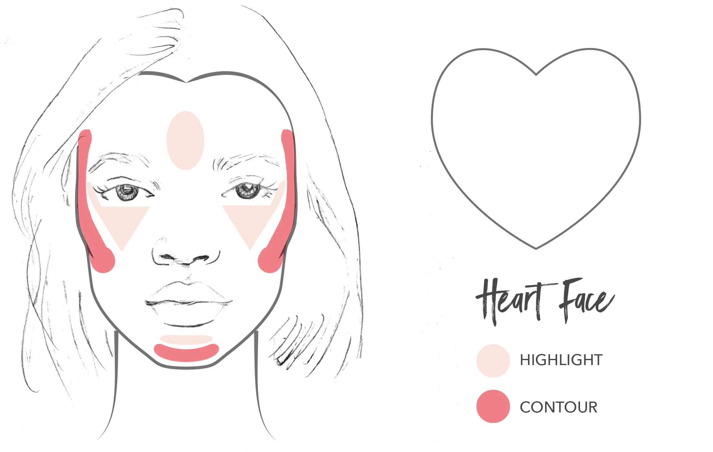 How To Contour And Highlight With Makeup