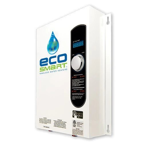 EcoSmart ECO18 Electric Tankless Water Heater 18 KW 2 – Tank The Tank
