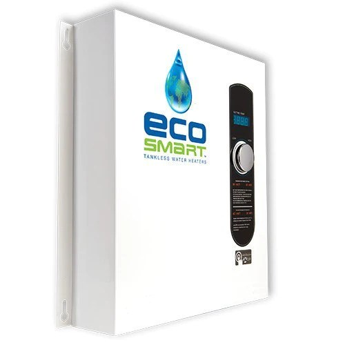 EcoSmart ECO27 Electric Tankless Water Heater 27kW 3