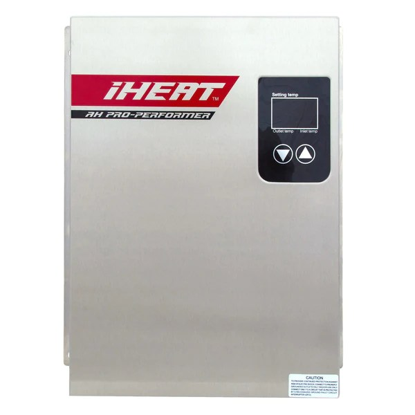 iHeat AH18 Pro Performer Whole House Tankless Water Heater