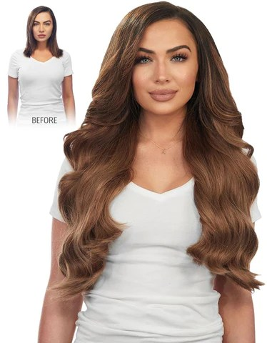 Remy Hair Extensions Clip In Tape In Sew In Bellami