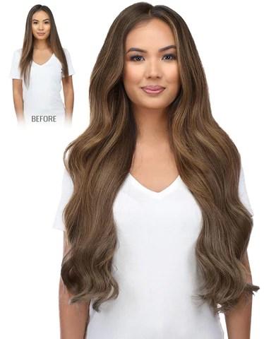 Clip In Hair Extensions BELLAMI BELLAMI Hair