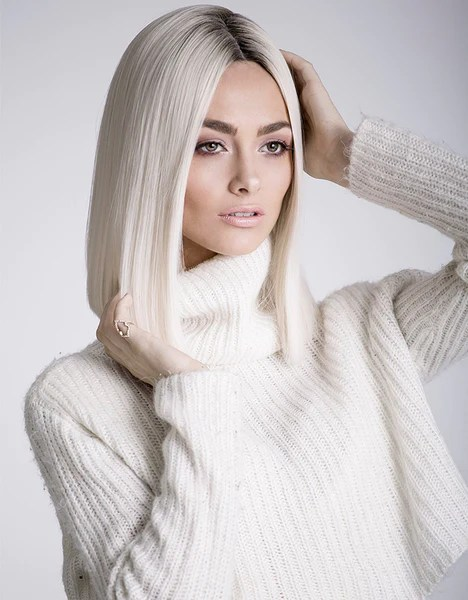 BELLAMI Synthetic Wig Leyla 15 Straight BELLAMI Hair