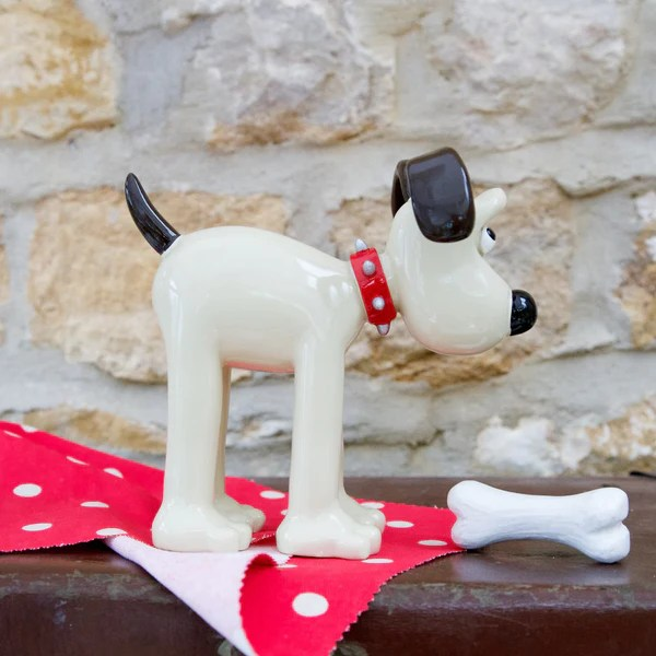 Classic Gromit Figurine Wallace Amp Gromit Charity Shop