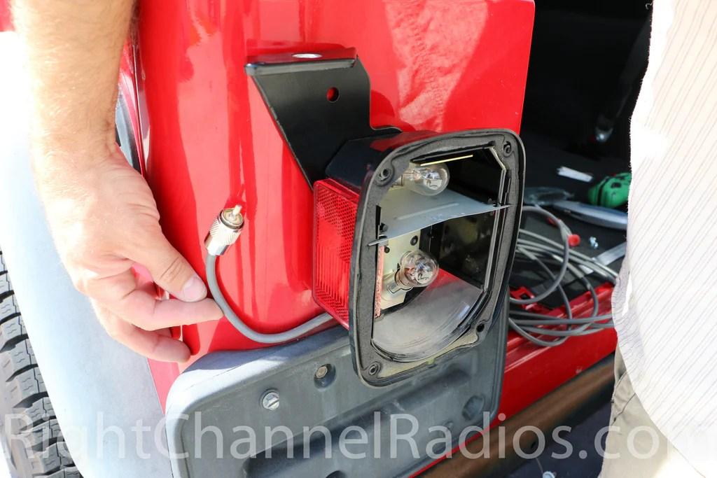 Magnetic Cb Antenna Radio
