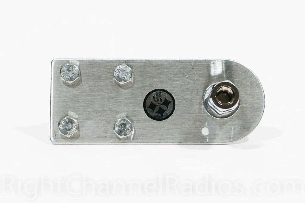 Firestik Wide Flat CB Antenna Mount Right Channel Radios
