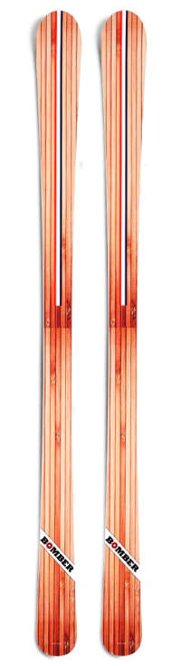 Wagner 10th mountain skis