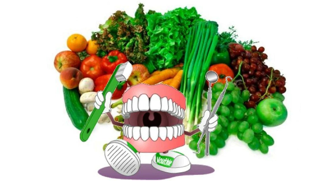 Healthy Diet For Teeth Lumineux Oral Essentials