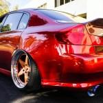 Og Designs Duckbill Trunk Carbon Fiber Infiniti G35 Sedan Outcast Garage