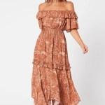 MINKPINK Sumatra Midi Dress