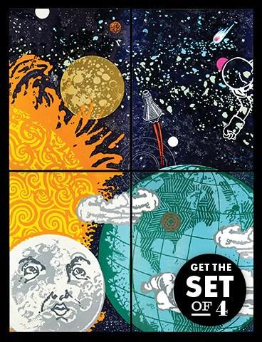 GEMINI (Astronaut) – The Firecracker Press