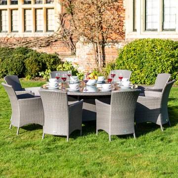 8 seater garden furniture sets garden