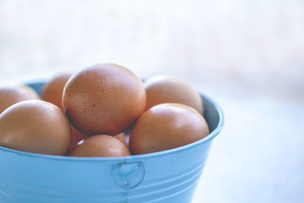 Eggs can cause eczema