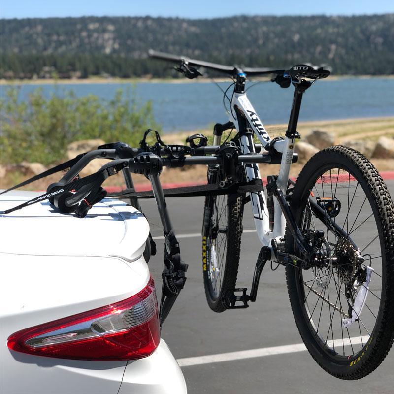 baja trunk bike rack
