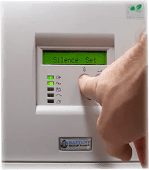 Battery Backup Power, Inc. Uninterruptible Power Supply (UPS) System Silence Set