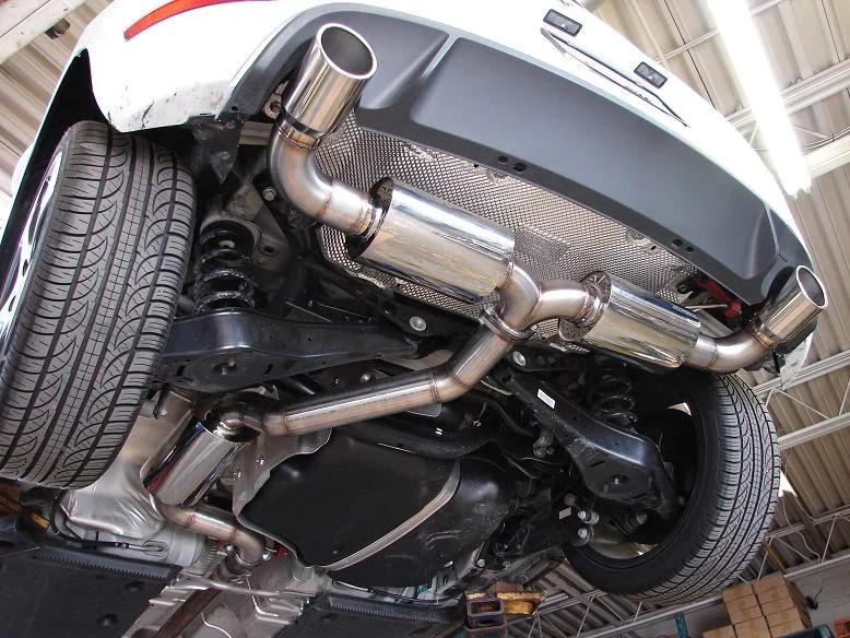 golf gti mk6 10 14 3 catback exhaust