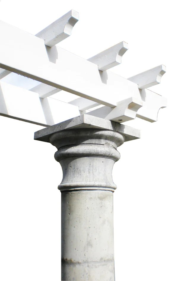 Tuscany Column Crown Amp Base Mold History Stones