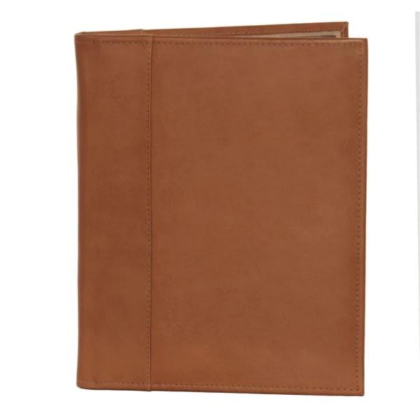 Monogrammed Leather Ipad Portfolio