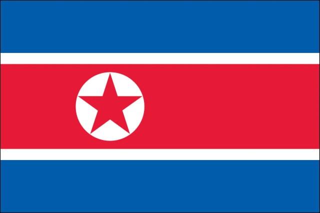 North Korean Flag – Heritage Flag & Supply 607-821-1601