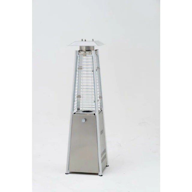 lifestyle chantico flame table top gas patio heater
