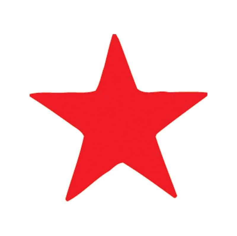 Xstamper Red Star Stamp – School Merit Solutions