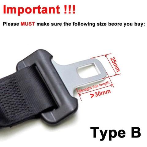 E24 Safe Car Seat Belt Extenders Safety Belts Extension For Cars Automotive Extended Seatbelt Child