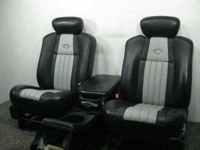 Replacement Seats Ford F150