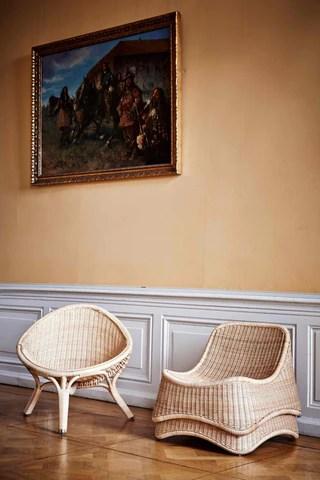 Sika Design Nanna Ditzel Rana Chair Sika Design Usa