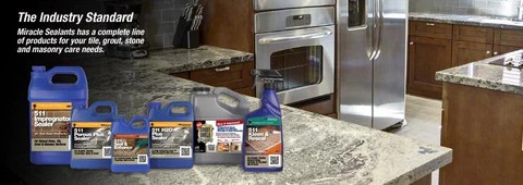 miracle tile stone grout sealer