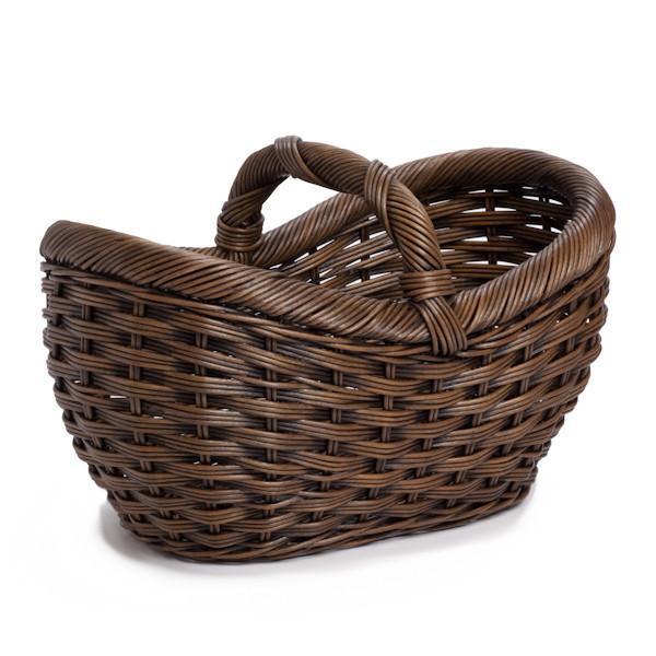 Wicker Farmers Market Basket The Basket Lady