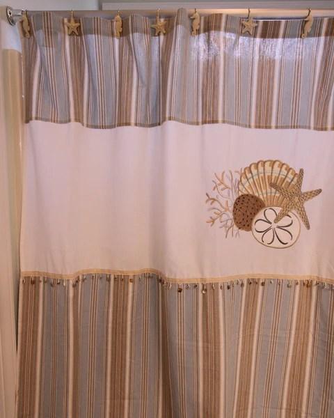 Under Sea Shower Curtain