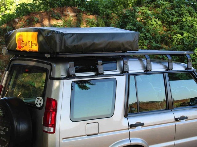 eezi awn k9 2 2 meter roof rack system for land rover discovery 1 and 2