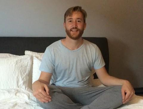 Kieran Glennon of www.sleepyhabits.com