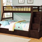Twin Over Full Staircase Bunk Bed Mindys Home Goods