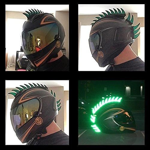 Reflective Decals For Helmets Best Helmet - Reflective helmet decals
