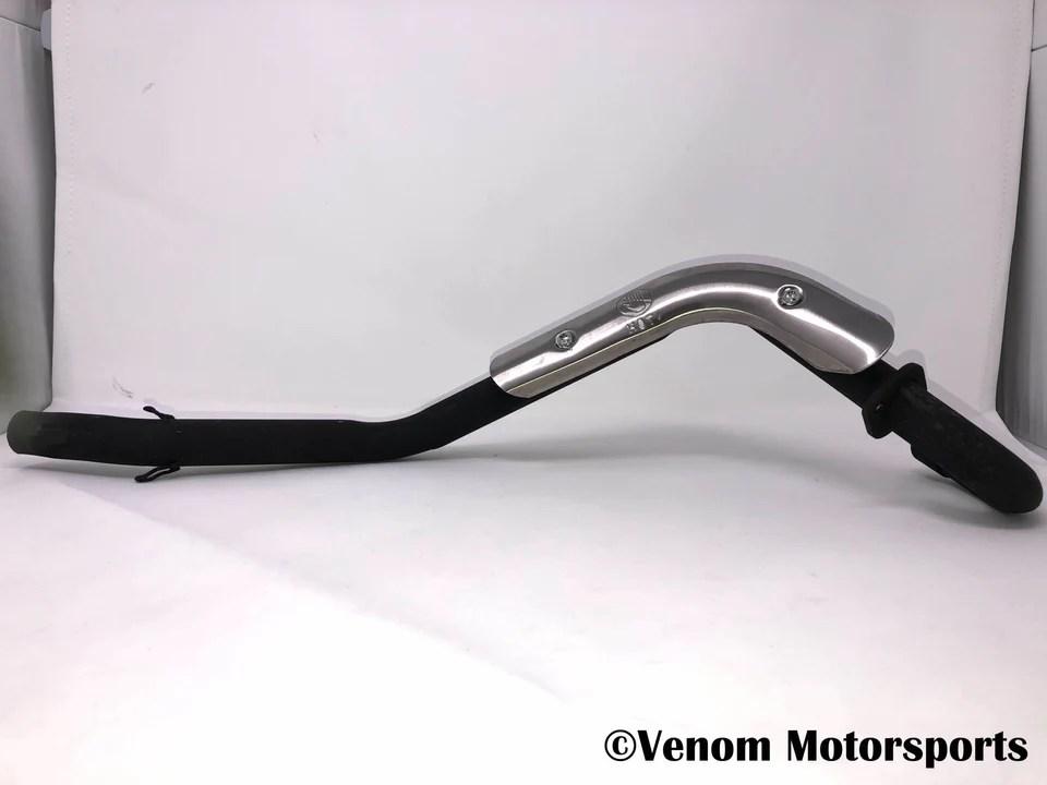 replacement exhaust pipe venom 125cc atvs