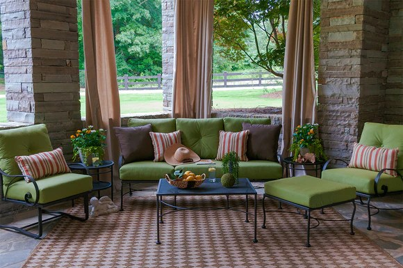 meadowcraft outdoor patio beyond