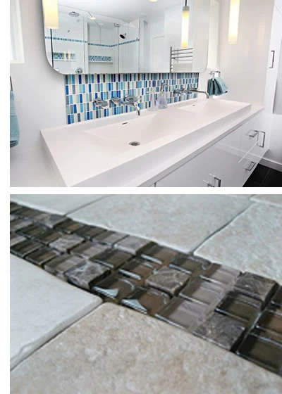 accent glass tiles glass mosaic tiles