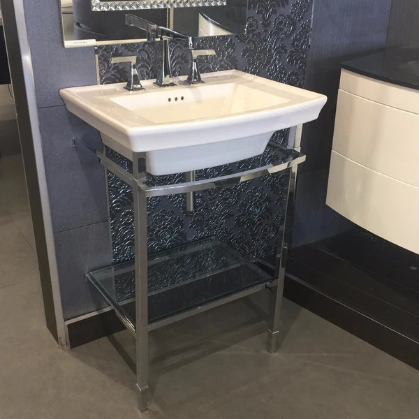 DXV By American Standard Console Sink Wyatt Canaroma Bath Amp Tile