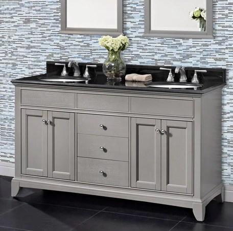 Fairmont Bathroom Vanity Smithfield Double Sink Collection Canaroma Bath Amp Tile