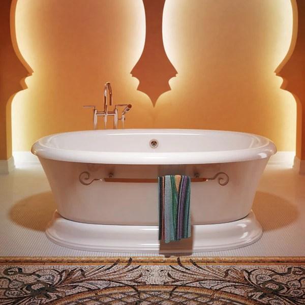 BainUltra Bathtub Baleno Naos Freestanding Canaroma Bath