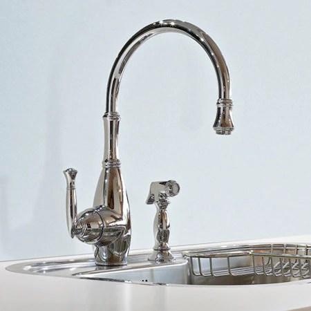 GRAFF Kitchen Faucet Duxbury With Side Spray Canaroma