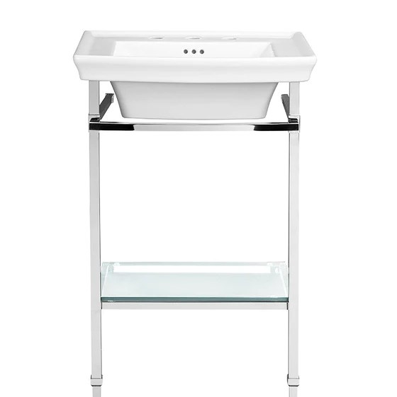 dxv by american standard console sink