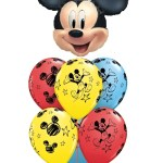 Mickey Mouse Forever Balloon Bouquet Balloon Place