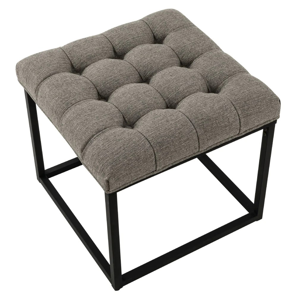 small square tufted ottomans eluxury