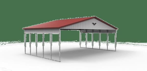 Featured Item 6 Triple Wide Custom Vertical Roof